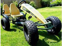 Berg Safari Pedal Go-Kart (ages 8+) £300 or best offer