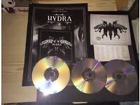 Within Temptation Limited LP Vinyl Boxset Hydra