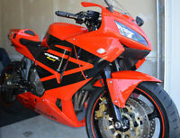 Amazing 03 HONDA CBR600RR With Many Add-ons