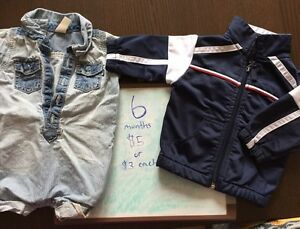 Baby clothes! 0-12 months, over 40 items, boy and girl Kitchener / Waterloo Kitchener Area image 5
