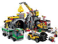 The Mine LEGO Set *(Brand New in the Box!)*