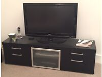 TV unit with drawers (Bo Concept)