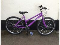 LADIES BRITSH EAGLE MOUNTAIN BIKE