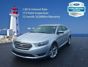 2013 Ford Taurus SEL   CPO - Low Monthly Payments