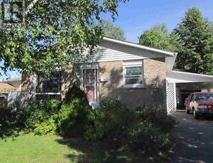 Detached Bungalow In Elliot Lake.  Call To View Today!