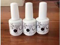 3 new Gelish polishes