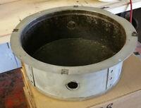 """8"""" Flush Backbox for Round Speakers"""