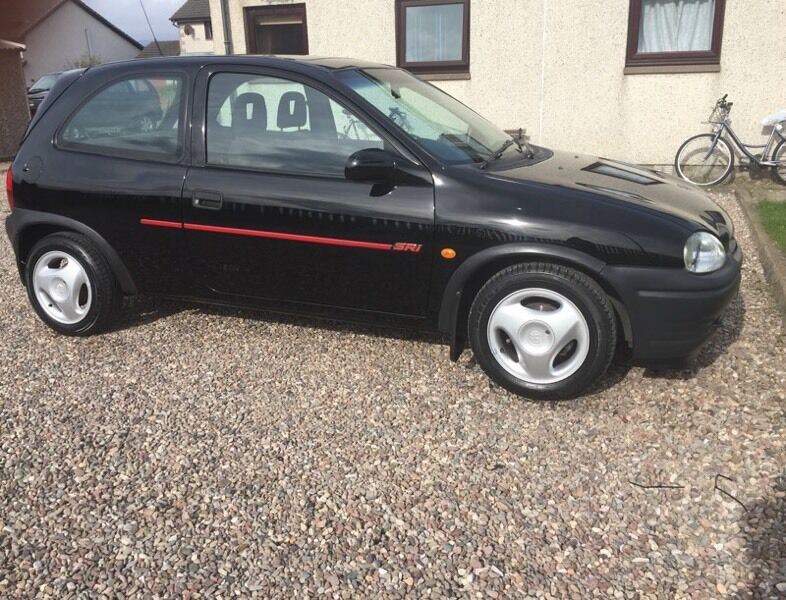 1995 vauxhall corsa b sri 1 4 in montrose angus gumtree. Black Bedroom Furniture Sets. Home Design Ideas