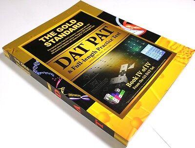 DAT PAT Review, For the 2019-2020 Exam: DAT Prep Strategies + 1 Full-length  Exam