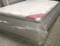 """NEW Double 54""""x74"""", 12"""" Thick Pillow-top Mattress Only $300!!!"""