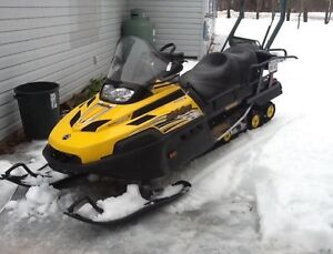2008 Scandic wide trac high/low