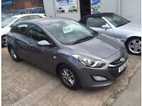 Hyundai i30 1.4. And 1.6 auto 2015 and 65 plate