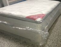 "NEW Double 54""x74"", 12"" Thick Pillow-top Mattress Only $300!!!"