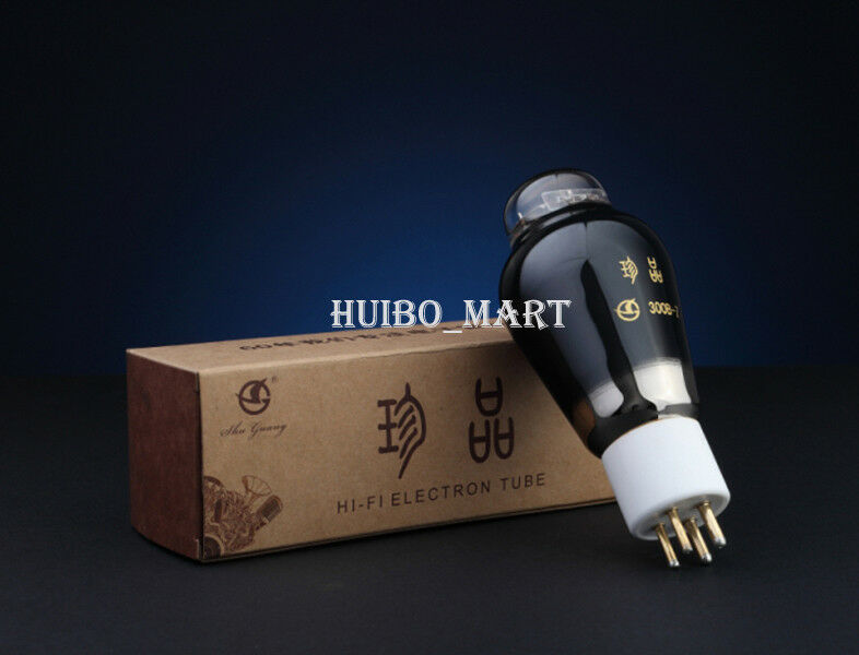 2pcs Matched tube Shuguang Treasure 300B-Z Vacuum Tube Replace 300B