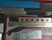 Toolmaker Blocks Parallel (Different sizes)