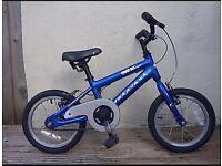 Ridgeback max 14 bike . Boys bike . Kids bike . Children bike . Bike . Mountain bike