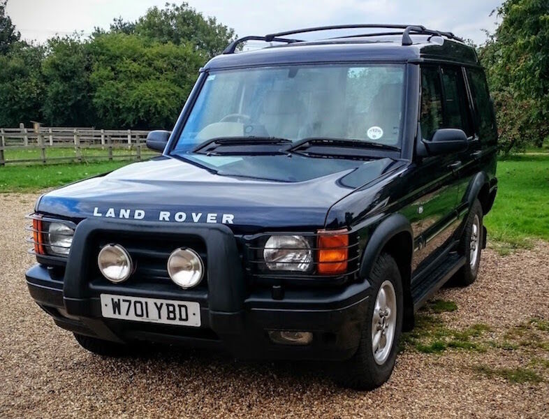2000 w land rover discovery td5 es automatic 7 seater in norwich norfolk gumtree. Black Bedroom Furniture Sets. Home Design Ideas