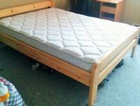 King Size Bed (great condition)