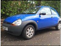 2003 FORD KA 1.3 Blue