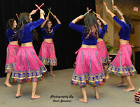 Bollywood Dance Classes - Ages 18months and up!