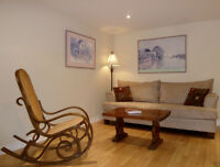 Must See! FULLY FURNISHED All Inclusive Great 2 bdrm Apt