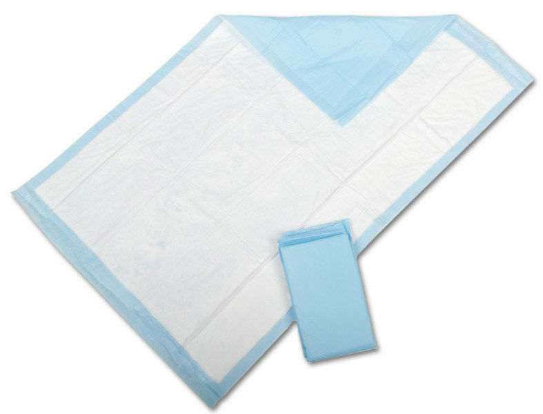"""Case of 600. 17"""" x 24"""" Underpads, Puppy Training Pads, Wee Pads, Dog Pads, 23g"""