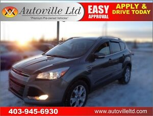 2014 Ford Escape Titanium AWD Nav BCam