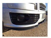 Brand new front splitter VW t5 sportline