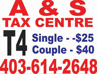 2014 Tax File Services
