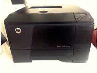 HP Laser Pro 200 Color Printer