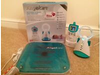Angelcare (AC401) Movement & Sound Baby Monitor • As New, Movement Pad Never Used.
