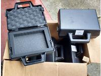 Storage cases (10- off)