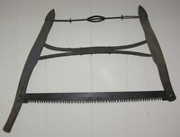 Collectible Primitive Buck Saw