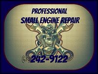 •Professional Small Engine Repair (613)242-9122•