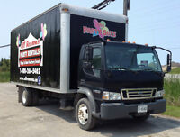 2006 Ford LCF Delivery Truck