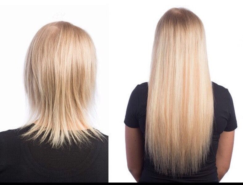 Hollywood Hair Extensionsmicro Ringsnano Ringspre Bondedhot