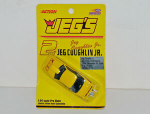 Action NHRA Jeg Coughlin Jr Jeg's Olds Pro Stock Cutlass 1:64