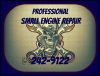 ••Professional Small Engine Repair (613)242-9122•••