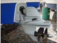 2007 Volvo penta dph/a complete out drive and props Forsale (parts or repair)