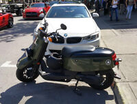 Yamaha C3, 1500kms, excellente condition