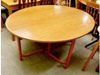 SALE NOW ON!! - Drop Leaf Dining Table - Can Deliver For FREE Locally On Orders Over £100