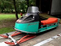 Wanted: Johnson Rampage Snowmobile