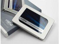 """Crucial MX300 275GB SATA 2.5"""" 7mm Internal SSD"""
