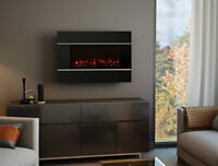 """36"""" Insert Fireplace - Electric -NEW DESIGN"""