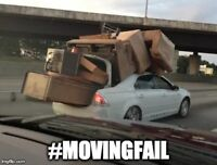 Dependable Movers - Licensed & Insured Pros - Reliable