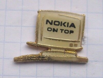 NOKIA ON TOP   .......................... Handy Pin (136b)