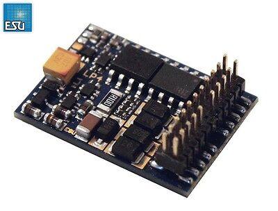 ESU 54617 LokPilot Decoder V4.0 DCC PluX22 NEM658 9 Funktionsausgänge NEU + OVP online kaufen