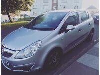 Silver 1.3 Vauxhall Corsa