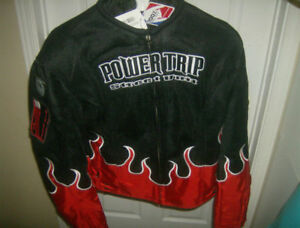 Womens PowerTrip Motorcycle Jacket BRAND NEW with TAGS