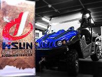 Hisun SxS, 700cc